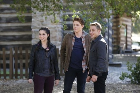 VANESSA MARANO, SEAN BERDY, MAX LLOYD-JONES