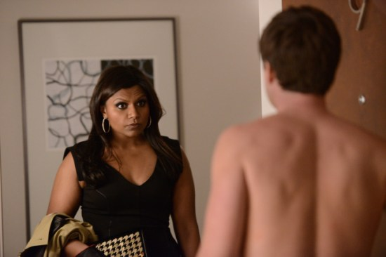 The Mindy Project Episode 12 Hooking Up Is Hard
