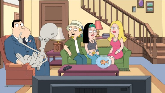 American Dad Season 8 Episode 12 Naked to the Limit, One More Time (3)