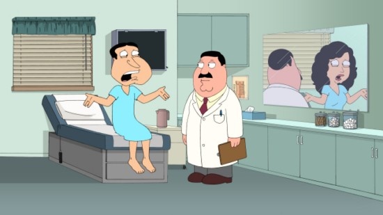 Family Guy Season 11 Episode 13 Valentine's Day in Quahog (5)