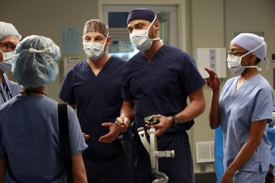 Grey's Anatomy Season 9 Episode 14 The Face of Change (8)