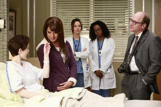 Grey's Anatomy Season 9 Episode 14 The Face of Change (4)