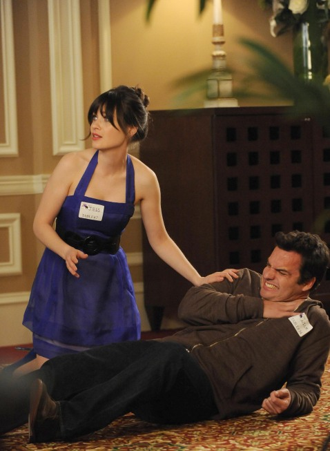 New Girl Season 2 Episode 16 Table 34 (2)