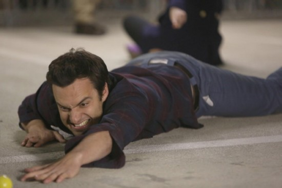 New Girl Season 2 Episode 17 Parking Spot (5)