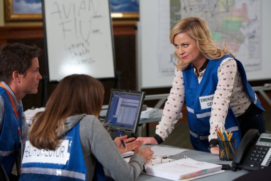 Parks and Recreation Season 5 Episode 13 Emergency Response