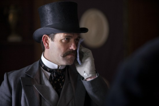 Ripper Street (BBC America) Episode 3 The King Came Calling (4)
