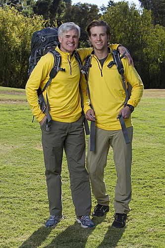 The Amazing Race 2013 Season 22 Contestants (11)