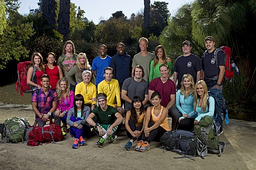 The Amazing Race 2013 Season 22 Contestants (8)