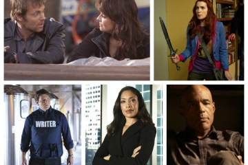 Sanctuary, Supernatural, Castle, Suits