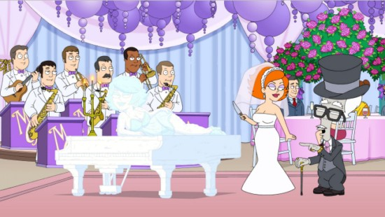 American Dad Season 8 Episode 13 For Black Eyes Only (2)