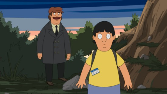 Bob's Burgers Season 3 Episode 14 O.T. The Outside Toilet (8)