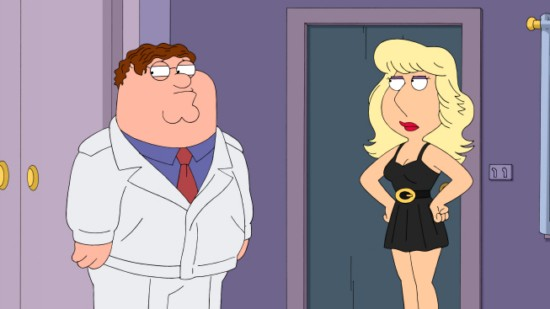 Family Guy Season 11 Episode 15 Call Girl