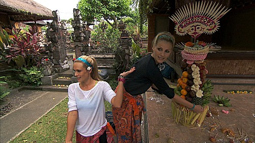 The Amazing Race 2013 Season 22 Episode 4 I Love Monkeys (5)