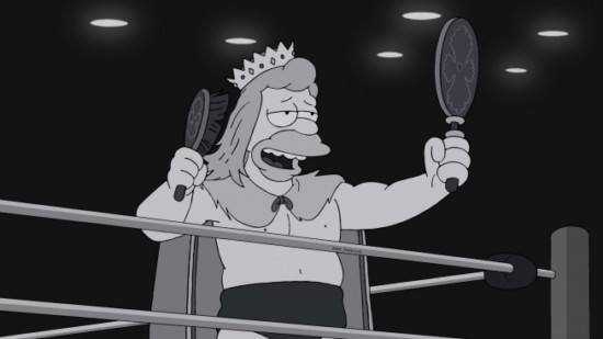 The Simpsons Season 24 Episode 14 Gorgeous Grampa (8)