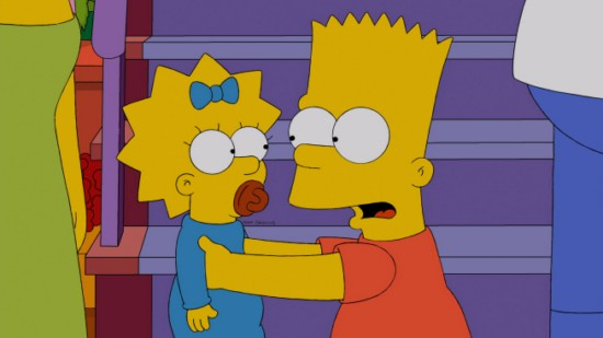 The Simpsons Season 24 Episode 16 Dark Knight Court (2)