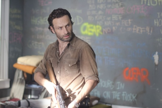 The Walking Dead - Season 3, Episode 12 - Photo Credit: Gene Page/AMC