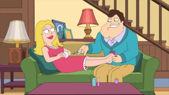 American Dad Season 8 Episode 16 The Boring Identity 1