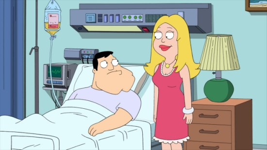 American Dad Season 8 Episode 16 The Boring Identity 5