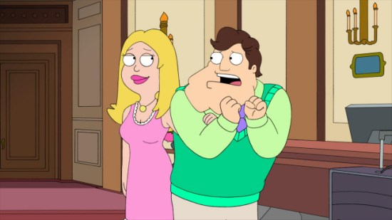 American Dad Season 8 Episode 16 The Boring Identity 8