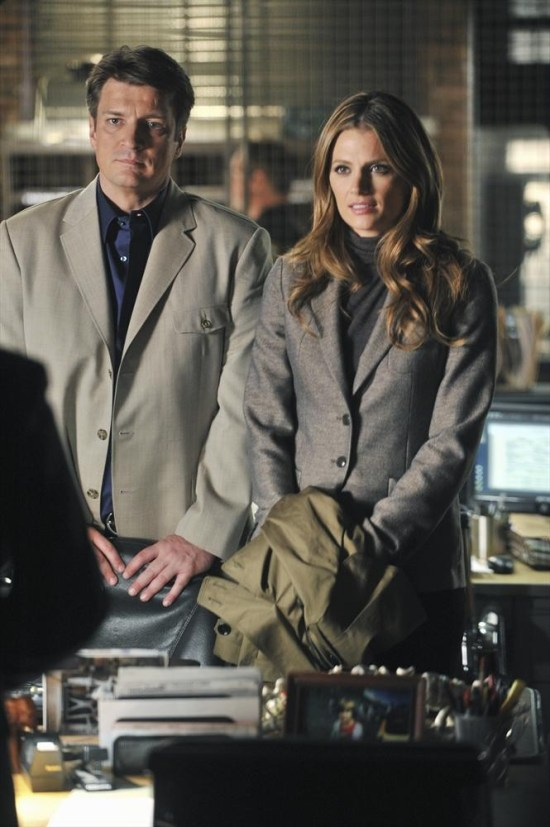 Castle Season 5 Episode 23 The Human Factor (10)