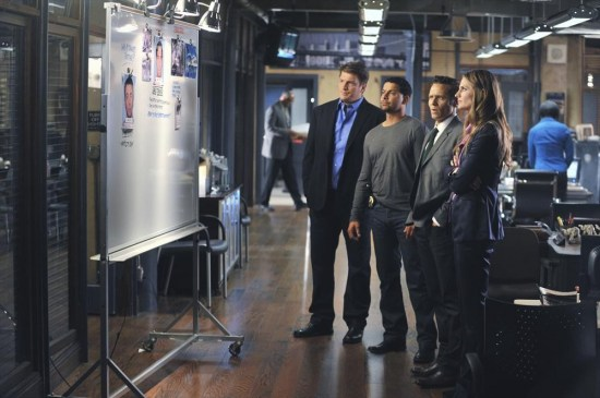 Castle Season 5 Episode 23 The Human Factor (7)