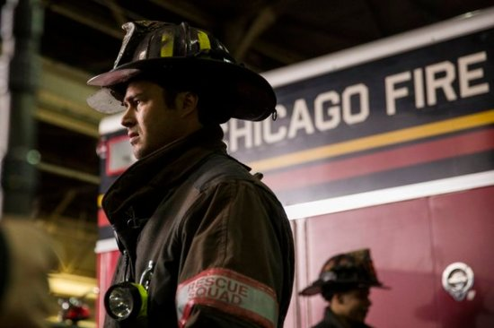 Chicago Fire Episode 20 Ambition  (7)