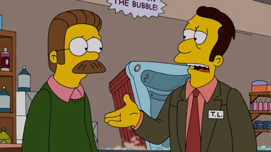 The Simpsons Season 24 Episode 18 Pulpit Friction 5
