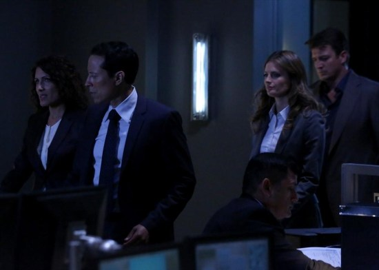 Castle Season 6 Episode 2 Dreamworld (1)