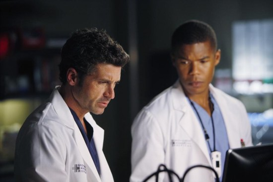 Grey's Anatomy Season 10 Episode 6 Map of You (1)