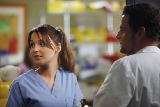 Grey's Anatomy Season 10 Episode 6 Map of You (8)
