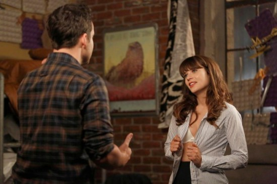 New Girl Season 3 Episode 4 The Captain 11