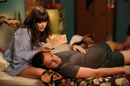 New Girl Season 3 Episode 4 The Captain 7