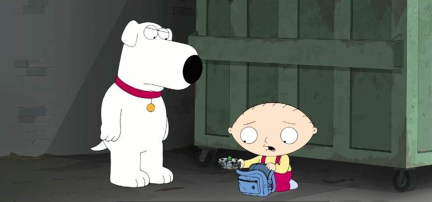 Family Guy Season 12 Episode 6 Life of Brian (4)