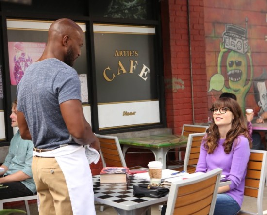 New Girl Season 3 Episode 7 Coach 2