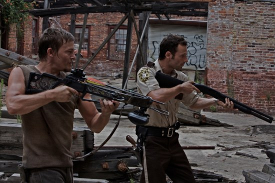 Rick and Daryl - The Walking Dead