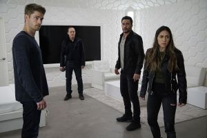 Agents of SHIELD  The Team