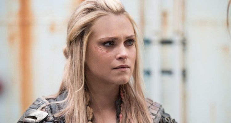 "The 100 -- ""Red Sky at Morning"" -- Image HU314a_0018 -- Pictured: Eliza Taylor as Clarke -- Credit: Diyah Pera/The CW -- © 2016 The CW Network, LLC. All Rights Reserved"