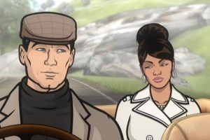 Archer Achub Y Morfilod Season 6 Episode 11 01