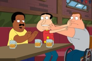 Family Guy Dr C and the Women Season 13 Episode 13 01