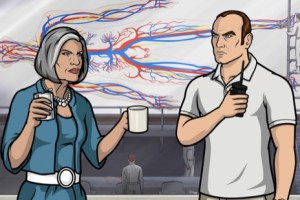 Archer Drastic Voyage Part II Season 6 Episode 13 01