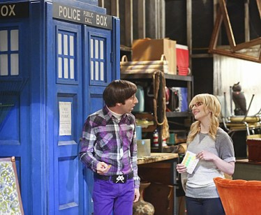 The Big Bang Theory - The Skywalker Incursion