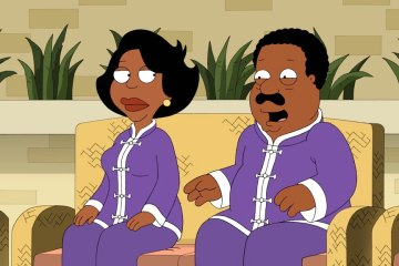 Family Guy Take My Wife Season 13 Finale 2015