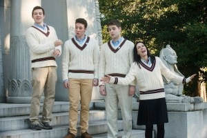 "ODD MOM OUT -- ""Dying to Get In"" Episode 103 -- Pictured: Jill Kargman as Jill -- (Photo by: Barbara Nitke/Bravo)"
