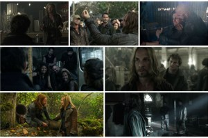 Pope, Hal, Tector, the Berserkers - Falling Skies