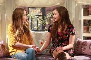 "GIRL MEETS WORLD - ""Girl Meets Creativity"" - When art and music are threatened to be cut from school, the kids have to find a creative way to convince the school board to show their value. This episode of ""Girl Meets World"" airs Friday, August 21 (8:30 PM - 9:00 PM ET/PT), on Disney Channel. (Disney Channel/Ron Tom)