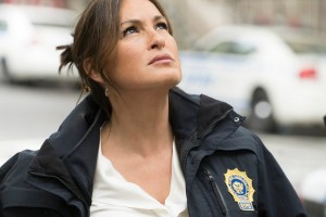 "LAW & ORDER: SPECIAL VICTIMS UNIT -- ""Devil's Dissections"" Episode 17002 -- Pictured: Mariska Hargitay as Sergeant Olivia Benson -- (Photo by: Michael Parmelee/NBC)"