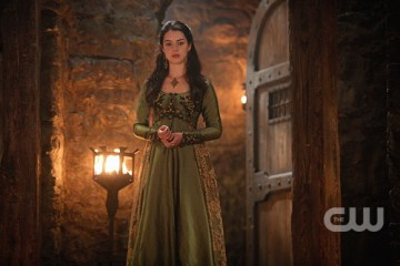 "Reign -- ""Betrothed"" -- Image Number: RE302a_229.jpg -- Pictured: Adelaide Kane as Mary, Queen of Scotland and France -- Photo: Marni Grossman/The CW -- © 2015 The CW Network, LLC. All rights reserved."