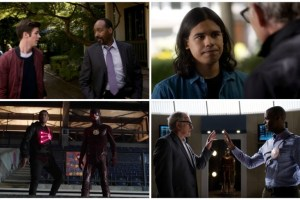 Barry, Joe, Cisco, Martin, Henry, Jax - The Flash