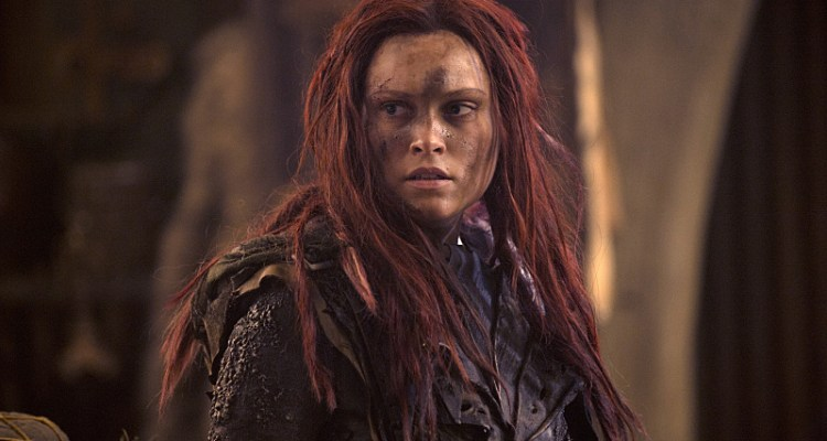 """The 100 -- """"Wanheda: Part One""""  -- Photo Credit: Cate Cameron/The CW -- © 2015 The CW Network, LLC. All Rights Reserved"""