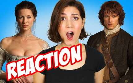 Outlander Season 2 Trailer REACTION